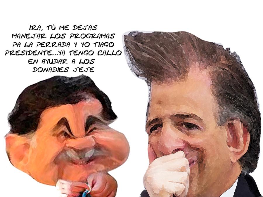 Mariano Gonzalez Zarur, Jose Antonio Meade, Corrupcion Maxima Sedesol Gobierno Tlaxcala Online
