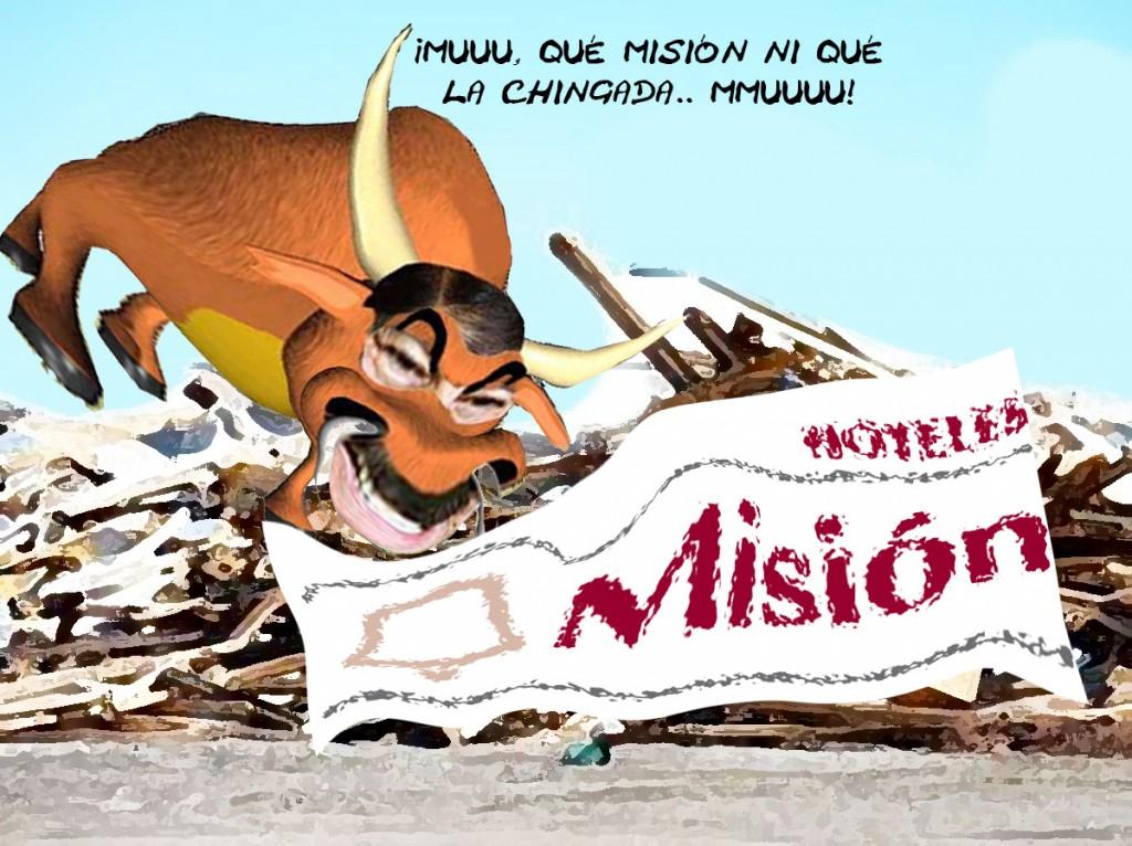 Mariano Gonzalez Zarur, Salvaje Acaba Inversionistas Mision, Tlaxcala Online