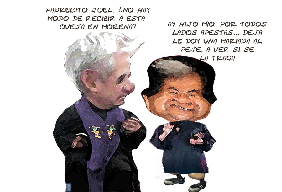 Noe Rodriguez Roldan Quiere Candidatura Morena PRI Lo Echo, Joel Molina Traidor, Tlaxcala Online