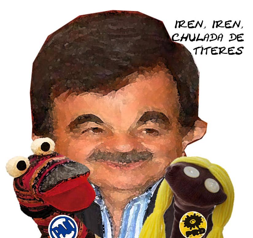 Oposicion 1 titeres Mariano Gonzalez, Caricatura Tlaxcala En Linea