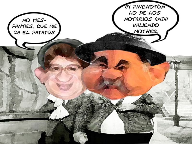 Othon, Mariano Gonzalez Zarur, Magistrado, Notarios, Queja, Tlaxcala Online