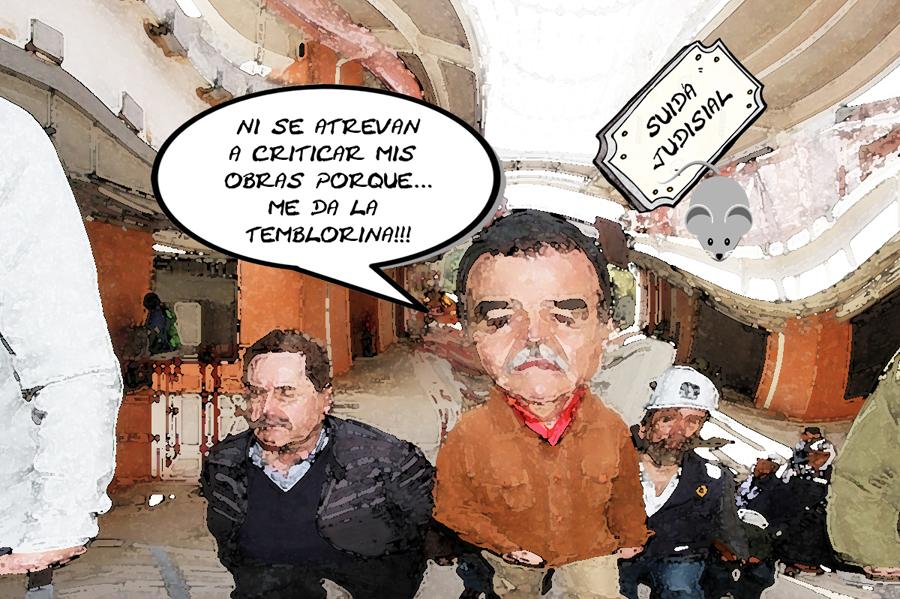 Porqueria de Obras Ciudad Judicial Centro Artes tlaxcala Online