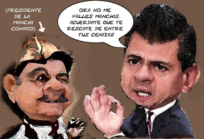 Presidente Enrique Penia Nieto, Mariano Gonzalez Zarur, Conago, Tlaxcala Online