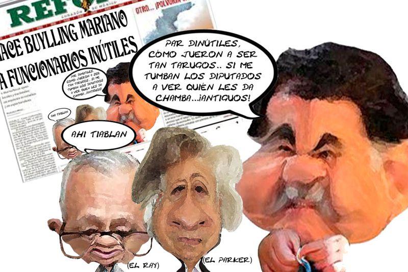 Sanciona Tribunal Electoral Gobernador Mariano Gonzalez Zarur, Culpa Raymundo Vega, Hector Parker, Tlaxcala Online