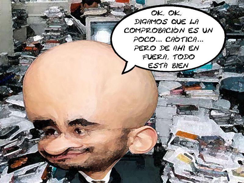 Temoltzin, Contralor caos Comprobacion Tlaxcala Online