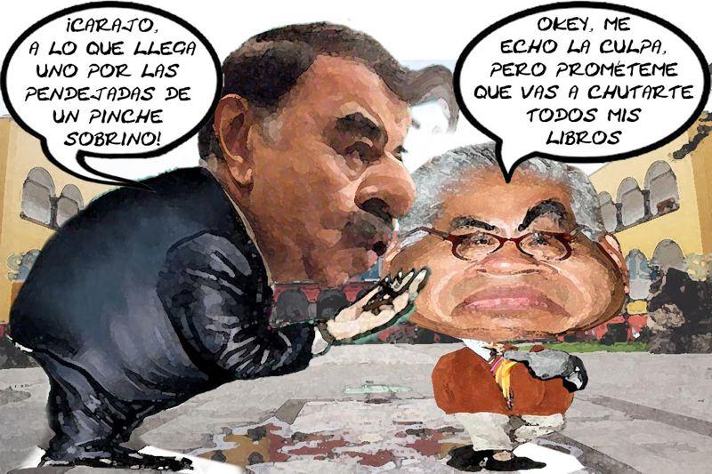 Willebaldo Herrera Tellez Se Echa la Culpa Rentar ITC Mariano Gonzalez Zarur, Tlaxcala Online