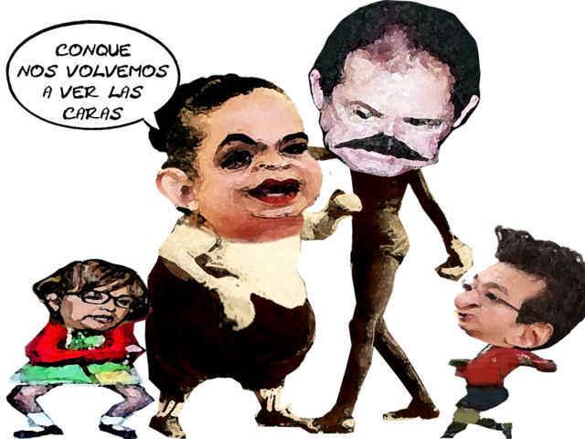 (etlaxcala) Beatriz Paredes Rangel, Traiciona PRI, Joaquin Cisneros Fernandez, Marco Antonio Mena, Lorena Cuellar Cisneros, Tlaxcala En Linea