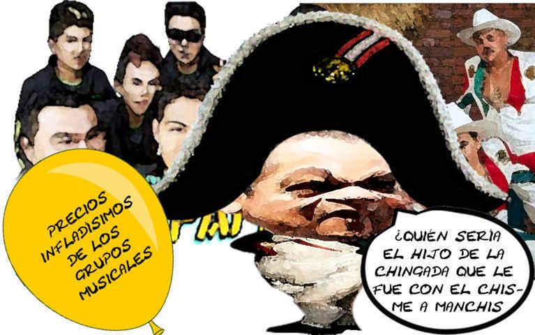 (etlaxcala) Ernesto Ordonez, Corrupcion, Infla Precios Grupos Musicales, Paga Ayuntamiento Tlaxcala Online