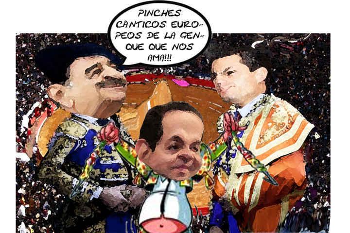 (etlaxcala) Eruviel Avila, Conago, Mariano Gonzalez, Entrega Presidencia, Presidente Enrique Pena Nieto, Tlaxcala Online