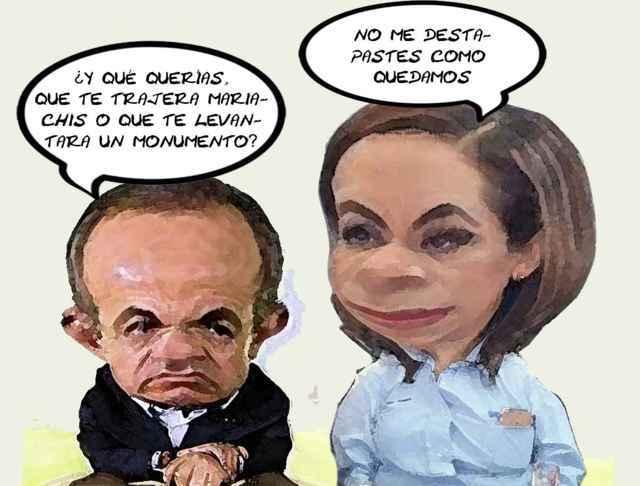 (etlaxcala) Felipe Calderon Hinojosa, Desaira Adriana Davila Fernandez, Destape Discreto No Espectacular, Tlaxcala Online