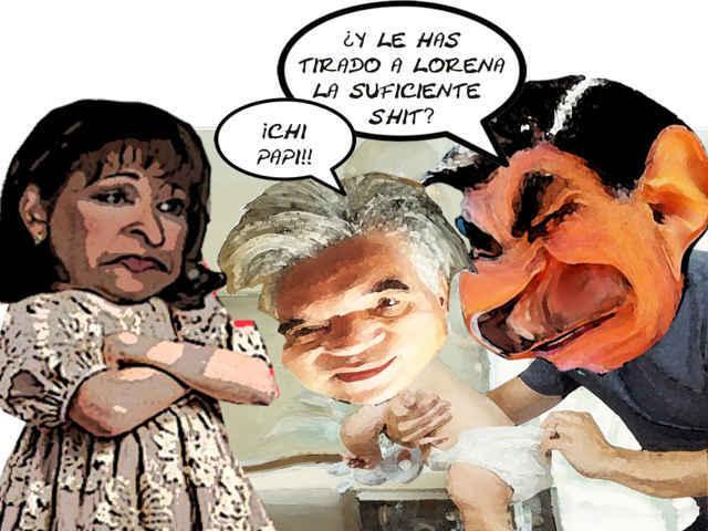 (etlaxcala) Gelacio Montiel Perredista Charro, Servicio Mariano Gonzalez Zarur, Atacan Lorena Cuellar Cisnros, PRD, Caricatura, Tlaxcala Online