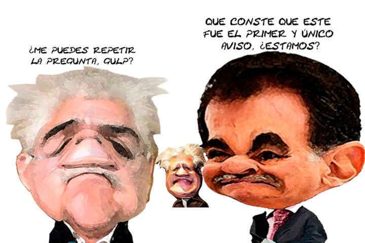 (etlaxcala) Hugo Morales Alanis, Alfonso Sanchez Anaya, Mariano Gonzalez Zarur, Caricatura, Advertencia, Tlaxcala Online