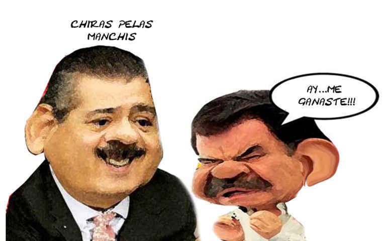 (etlaxcala) Manlio Fabio Beltrones, Mariano Gonzalez Zarur, Tahures, Gana Tlaxcala Online Caricatura