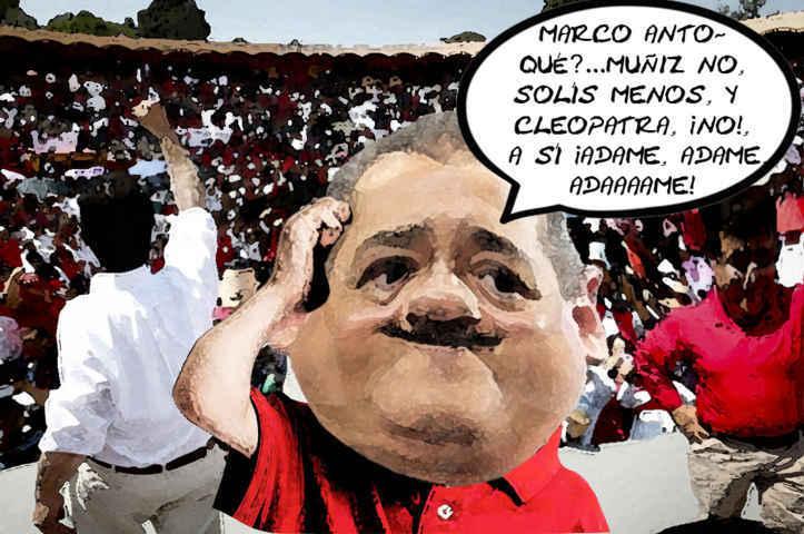 (etlaxcala) Manlio Fabio Beltrones, Olvida Nombre Candidato Tlaxcala, PRI, Caricatura, Tlaxcala Enlinea
