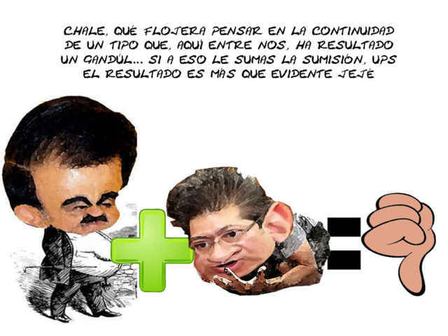(etlaxcala) Mariano Gonzalez, Estorbo, Marco Antonio Mena, Humillado, PRI, Caricatura Tlaxcala Enlinea