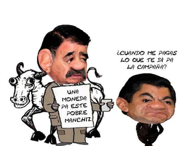 (etlaxcala) Mariano Gonzalez Zarur, Mario Marin Torres, Iguales PRI, Caricatura, Tlaxcala Online