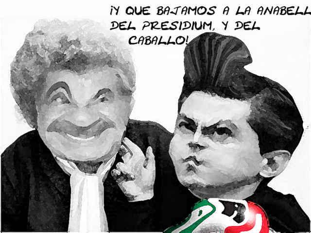 (etlaxcala) Mariano Gonzalez Zarur, Misoginia Anabell Avalos Gente de Pena Nieto Caricatura, Tlaxcala Online