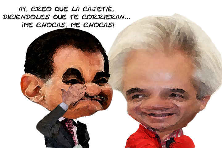 (etlaxcala) Mariano Gonzalez Zarur, Presiona Corran Noe Rodriguez Roldan, Gobernacion, Caricatura, Tlaxcala Online