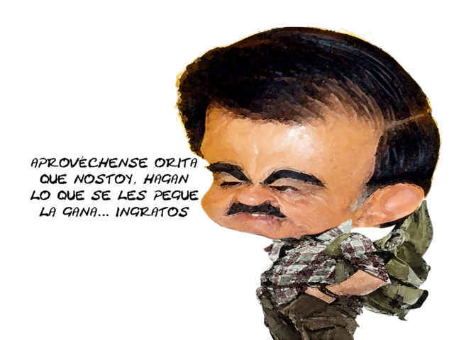 (etlaxcala) Mariano Gonzalez Zarur, Viaje, Ausencia, Aprovechan Desobedecerlo, Caricatura, Tlaxcala Online