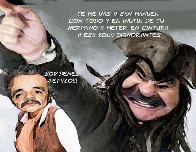 (etlaxcala) Mario Armando Mendoza, Mariano Gonzalez Zarur, Elecciones Caricatura, Tlaxcala En Linea