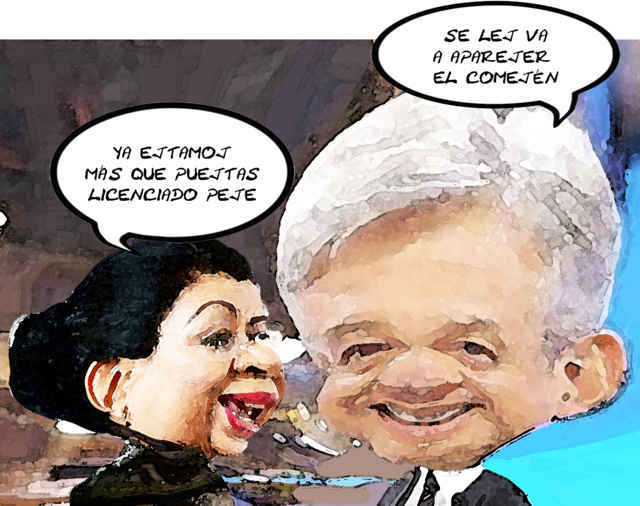 (etlaxcala) Martha Palafox Gutierrez, Senadora, Morena, Andres Manuel Lopez Obrador, Representante Soberania Destape, Candidata, Tlaxcala Online