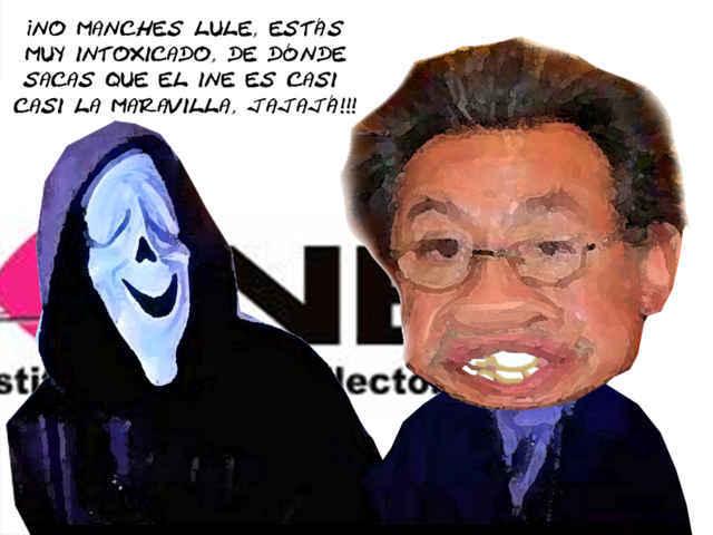(etlaxcala) Miente Jesus LuleINE, Eleccion Cochinero Tlaxcala Junio Online