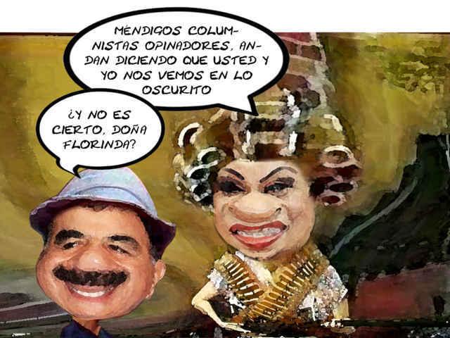 (etlaxcala) Molesta Senadora Adriana Davila Criticas Alianza Perversa Con Mariano Gonzalez Zarur, Caricatura, Tlaxcala Online