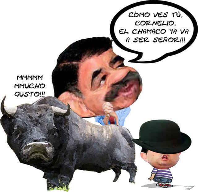 (etlaxcala) Piden Mano Doris Mariano Gonzalez Zarur, Aguirre, Casamiento, Caricatura Tlaxcala En Linea