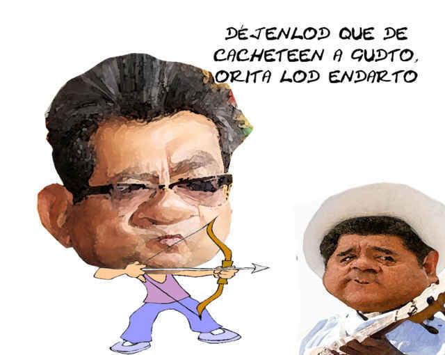 (etlaxcala) Serafin Ortiz, Gubernatura, Diputado, Orticismo, Caricatura, Tlaxcala Online