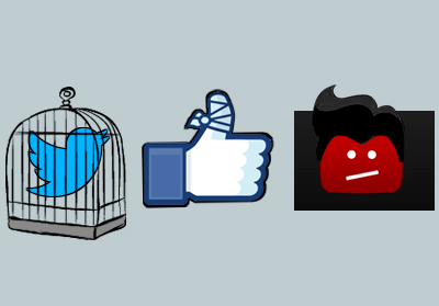 censura de Internet